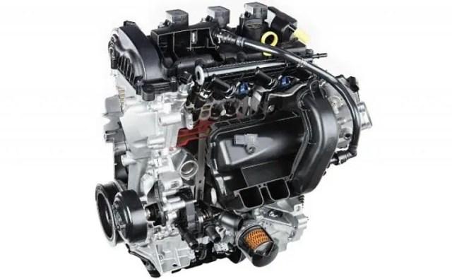 Ford 1.5 liter Dragon Petrol Engine