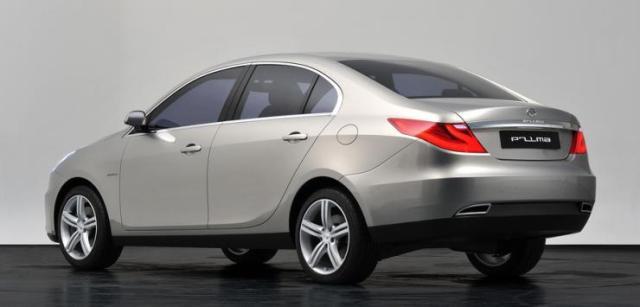 Tata Prima Sedan Concept 3