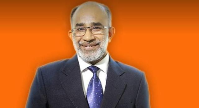 Union Indian Tourism Minister KJ Alphons
