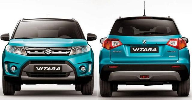 2017 Suzuki Vitara 1