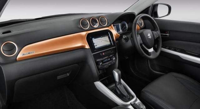 2017 Suzuki Vitara 2