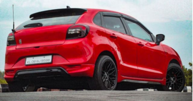 5 Tastefully Modified Maruti Baleno Hatchbacks Of India