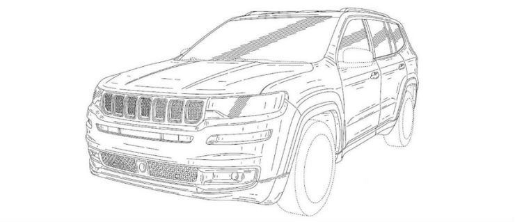 Jeep working on a 7 seat, Toyota Fortuner rivaling SUV