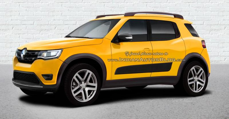 5 new renault cars suvs for india kwid based micro suv to all new duster. Black Bedroom Furniture Sets. Home Design Ideas