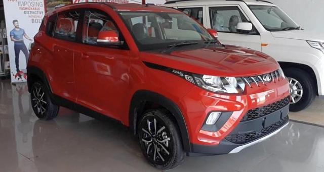 Mahindra KUV100 Facelift 1