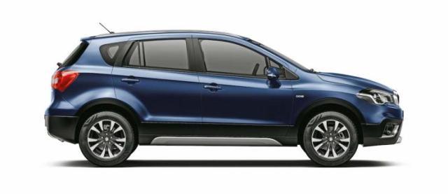 Maruti S-Cross Facelift 2