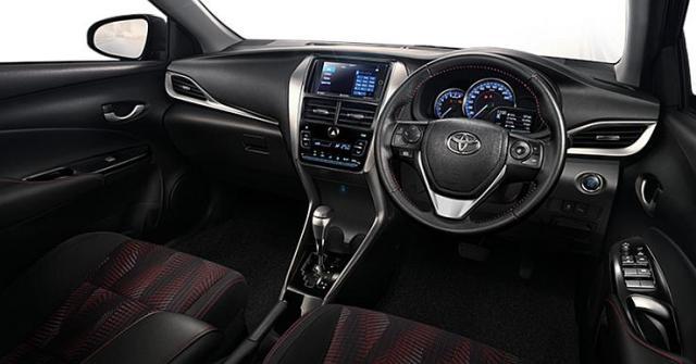 Toyota Yaris Atiq 2