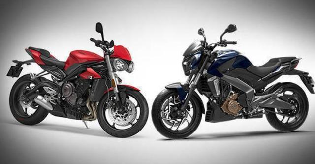 Bajaj Triumph Featured
