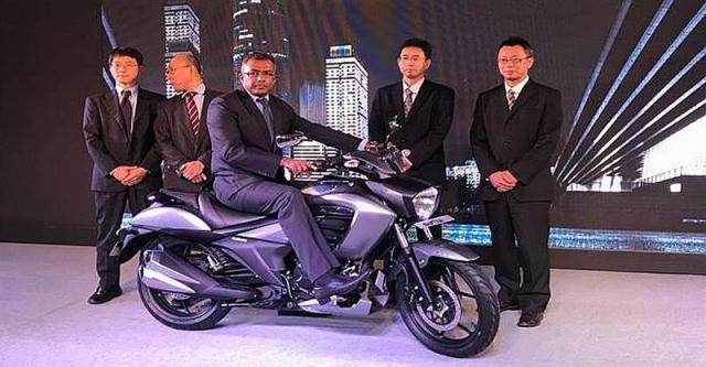 Suzuki Intruder 150 Launched