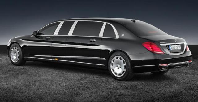 Mukesh Ambani S Next Car The 25 Crore Rupee W222 Mercedes Maybach