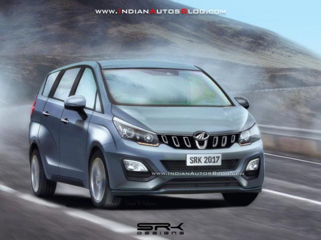 upcoming cars - mahindra u321 mpv