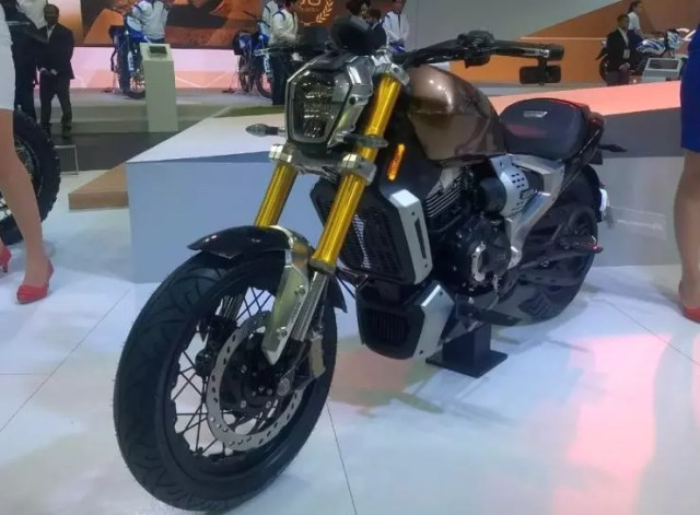 Tvs Zeppelin Cruiser Motorcycle Is A Total Beast Unveiled