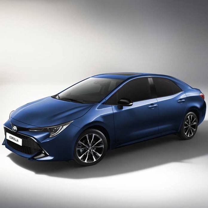 2020 toyota corolla altis images front angle