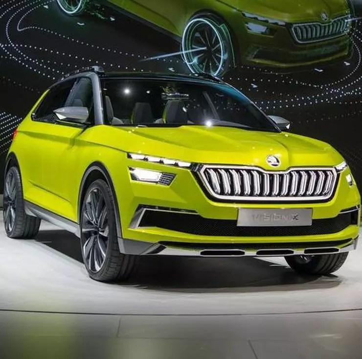 Skoda & Volkswagen's Four New Cars For India: Details