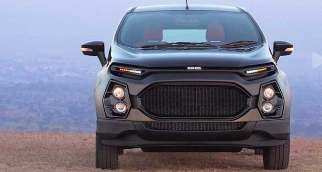 dc modified ford ecosport