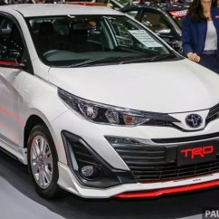 Toyota Yaris Trd Spoiler Spesifikasi Grand New Veloz 2018 Revealed