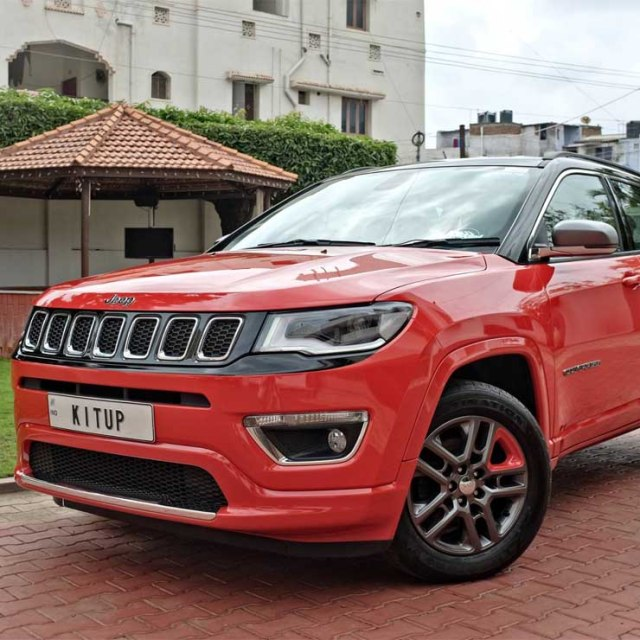 modified Jeep Compass by kitup