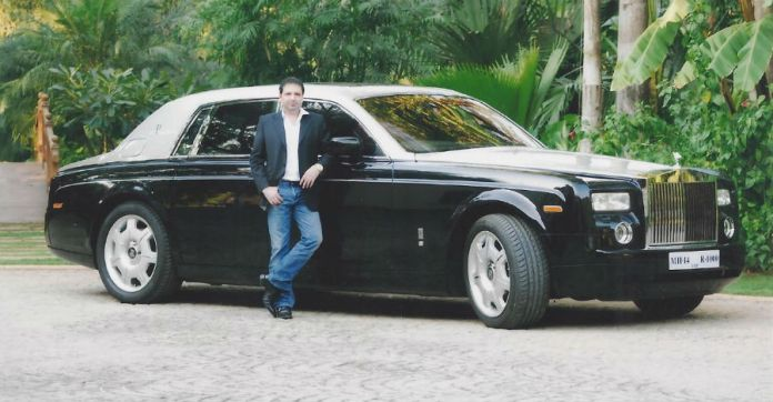 Ratan Tata's Ferrari to Mukesh Ambani's BMW 7-Series: Indian business tycoon cars Rolls Royce Phantom Poonawalla