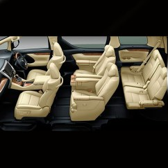 All New Toyota Alphard 2018 Indonesia Grand Avanza Ngelitik Innova S Big Brother May Actually Come To India Unlike The Hiace Doesn T Have A Diesel Engine However It Much More Modern And Premium Vehicle Long List Of Features That
