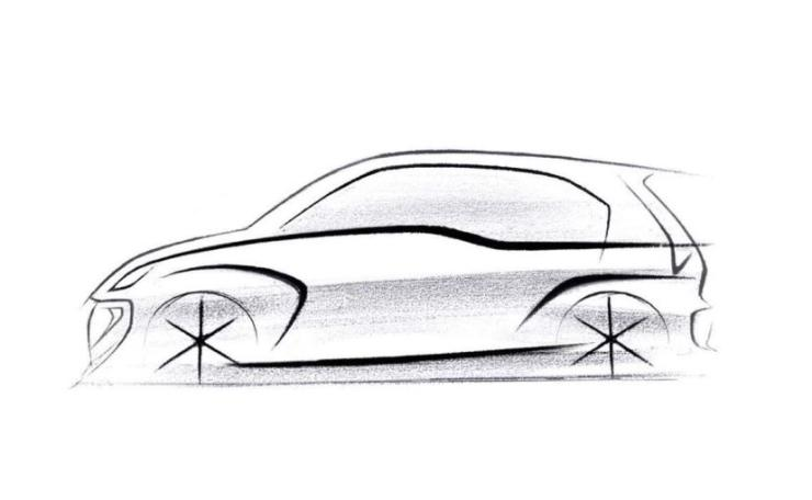 All-new Hyundai Santro: First official sketch released