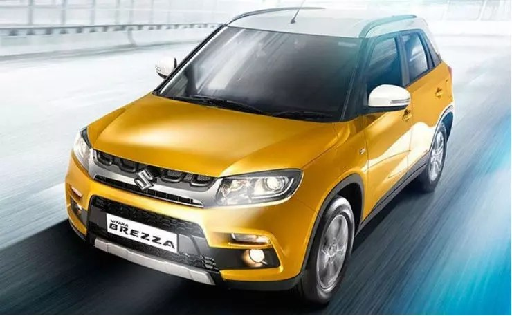 maruti vitara brezza resale value