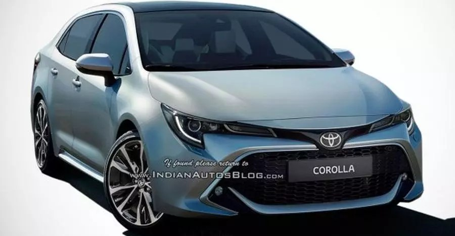 all new corolla altis 2019 toyota yaris trd sportivo interior what it ll look like