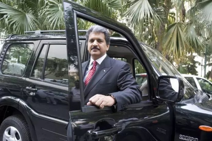 Anand Kh3 621x414@livemint  Ratan Tata's Ferrari to Mukesh Ambani's BMW 7-Series: Indian business tycoon cars Anand kh3 621x414 LiveMint