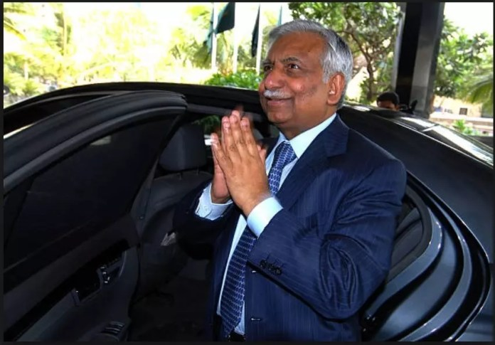 Naresh Goyal  Ratan Tata's Ferrari to Mukesh Ambani's BMW 7-Series: Indian business tycoon cars Naresh Goyal