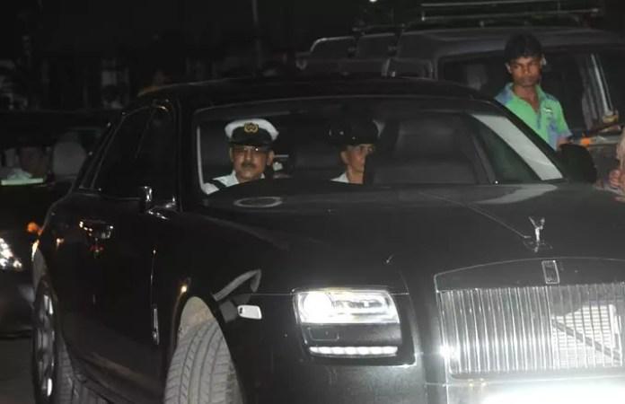 Parmeshwar Godrej Rolls Roy  Ratan Tata's Ferrari to Mukesh Ambani's BMW 7-Series: Indian business tycoon cars parmeshwar godrej rolls roy