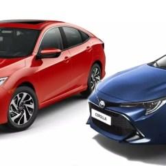 All New Corolla Altis Vs Civic Toyota Yaris Trd Warna Merah Honda Tech A Peek Featured