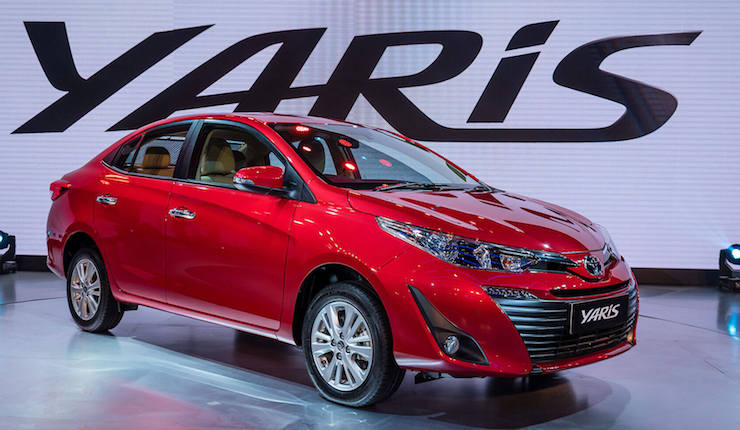 Toyota Yaris India Auto Expo 2018