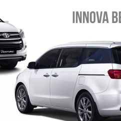 Review Grand New Kijang Innova Diesel Toyota Agya Trd Kia Carnival A Beater For India