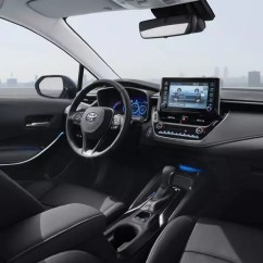 All New Corolla Altis 2019 Buku Panduan Kijang Innova Upcoming Toyota Revealed India Launch By End Interior