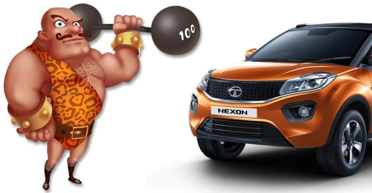 Tata Nexon 5 Star Global Ncap Featured