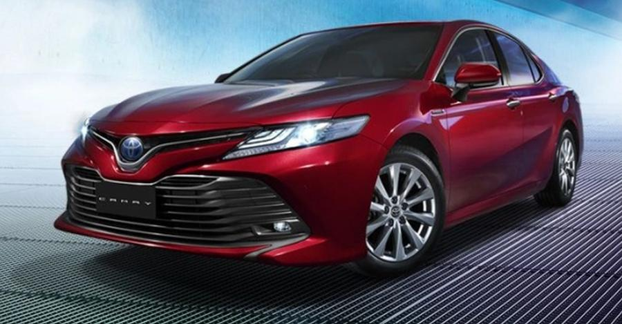all new camry harga grand avanza g 2015 toyota hybrid launched in india