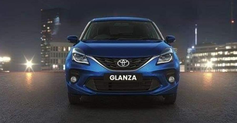 Toyota Glanza Featured