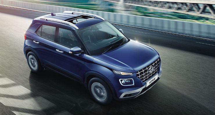 Hyundai I20 Car Wallpaper Hyundai India S Venue Sub 4 Meter Compact Suv In A