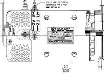 taylor dunn wiring diagram frog dissection nuptial pad stock performance motors 8 brush system