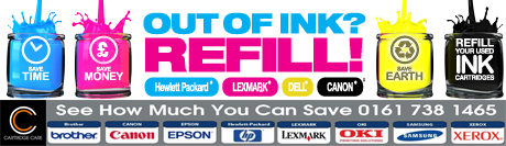 Epson Ink Cartridges Manchester