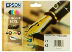 Epson 16xl Ink Cartridge Manchester