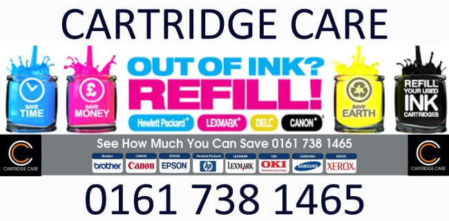 Ink Cartridges Tameside