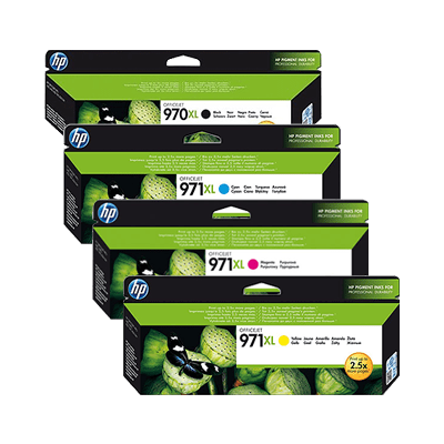 Compatible HP 970xl HP 971xl Ink Cartridges Manchester