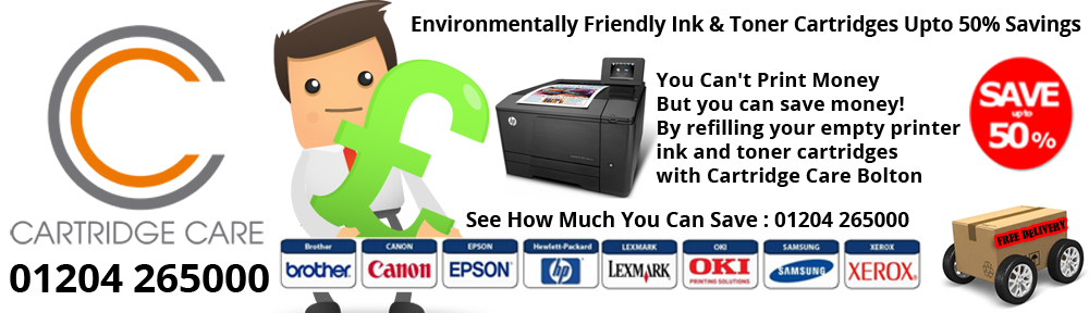 Printer Toner Cartridges Bolton