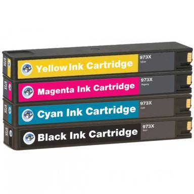 HP 973X Ink Cartridges Manchester