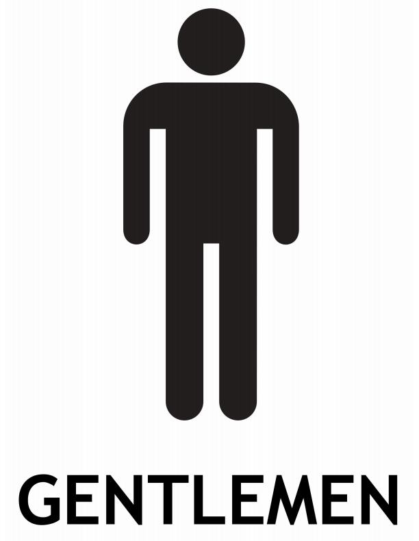 Free Printable Toilet Signs
