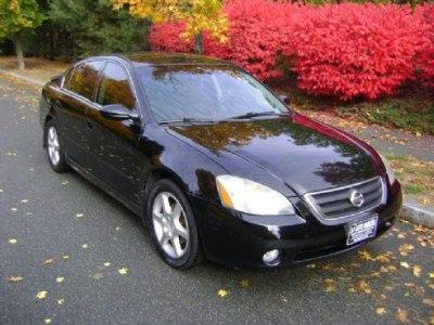 2002 Nissan Altima SE for sale, Salem MA, 6 Cylinder,black ...