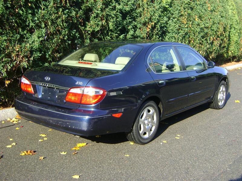 2001 Infiniti I30 Touring For Sale Salem MA 6 Cylinder