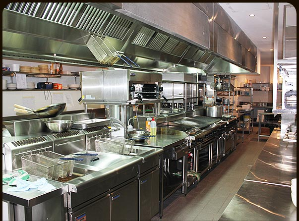 Stainless Steel Commercial Kitchens  Catering Equipment Systems  Carts Australia