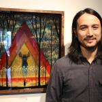 Andy Kehoe and Kelly Allen at Thinkspace Gallery