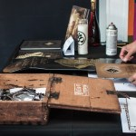 Cryptik Signs New Book at AS Issued in Costa Mesa